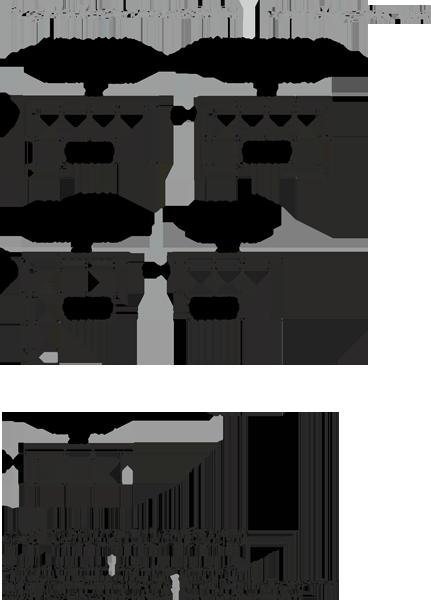 Calvados - modern modular sectional with sleeping function - exemplary set-ups