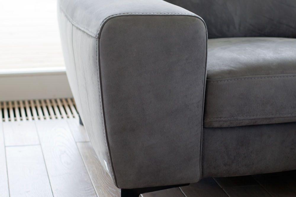 sofa z funkcją spania - kolekcja tapicerowanych mebli z funkcją relax - Hamilton