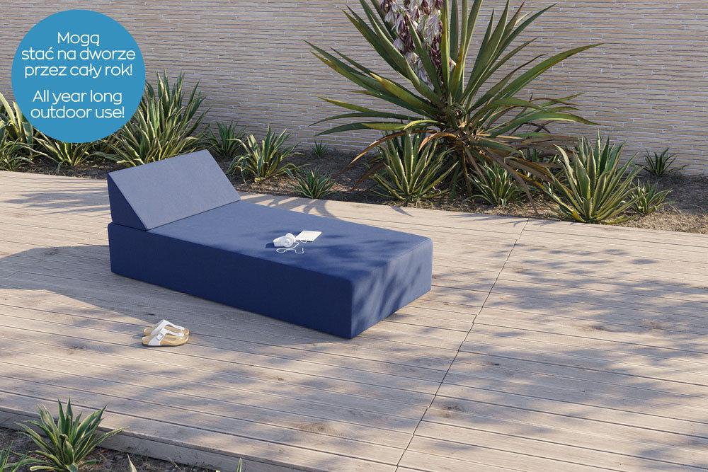 Łóżka ogrodowe - kolekcja Kiwi