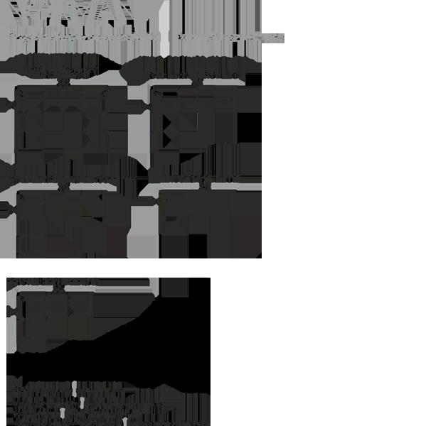 Kolekcja mebli do salonu Norman - przykładowe zestawienia