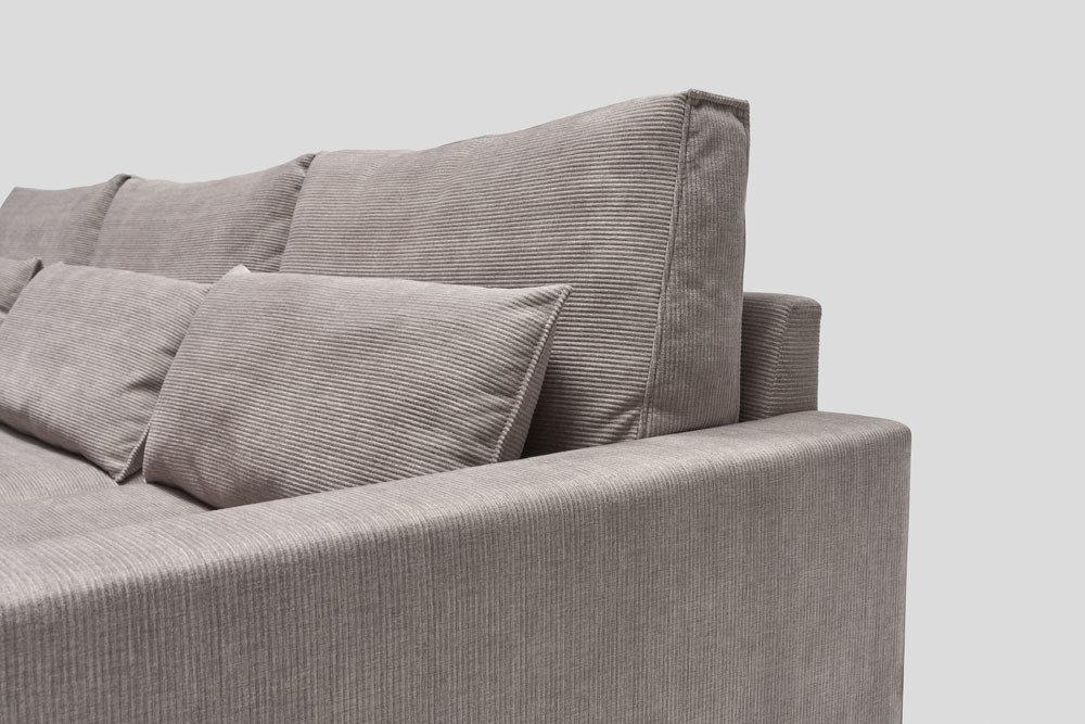 Norman - meble wypoczynkowe - kolekcja nowoczesnych tapicerowanych mebli modułowych