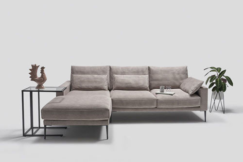 Norman collection - living room furniture - modern modular sectional