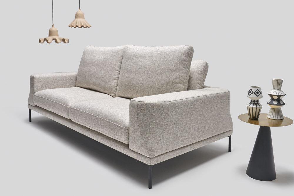 Note - meble wypoczynkowe - kolekcja nowoczesnych tapicerowanych mebli modułowych - sofa