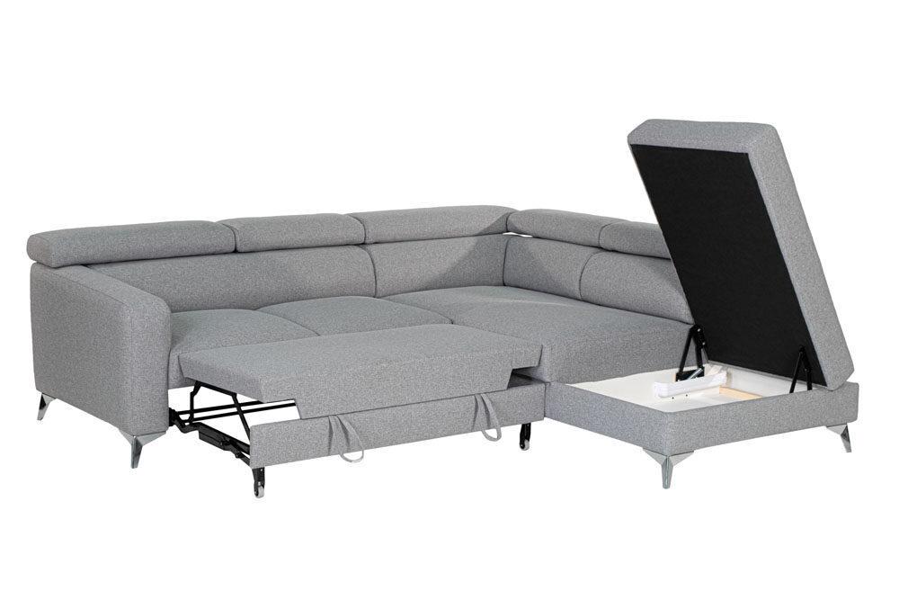 sofy z funkcją spania - Optimus