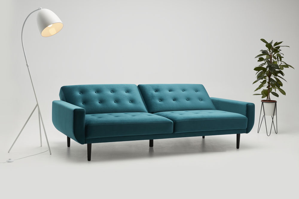 Sofa Rock - wypoczynki do salonu - kolekcja nowoczesnych mebli tapicerowanych.