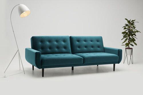 Sofa Rock - Meble do salonu - kolekcja nowoczesnych mebli tapicerowanych.