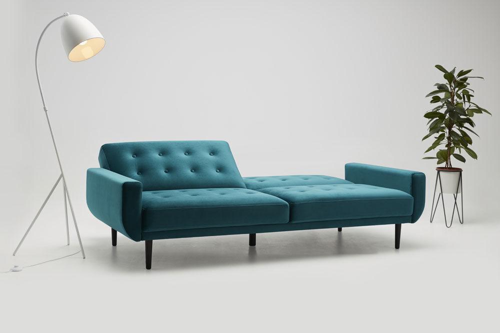 Sofa Rock - sofy do salonu - kolekcja nowoczesnych mebli tapicerowanych.