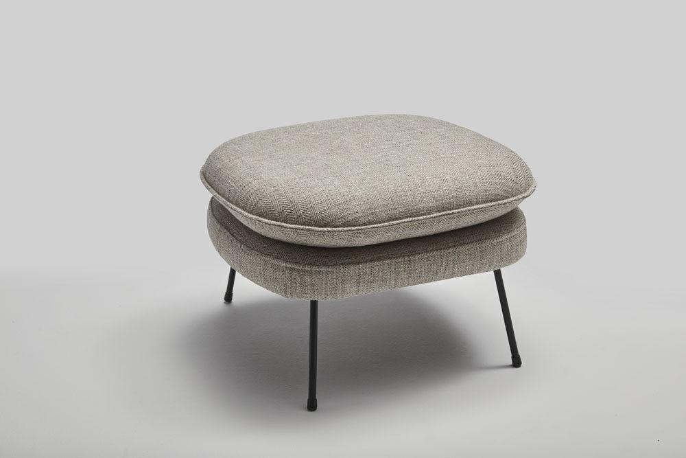 Fotel Soho - podnóżek