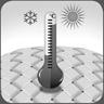 Meble ogrodowe - Odporne na wysokie i niskie temperatury - ikona