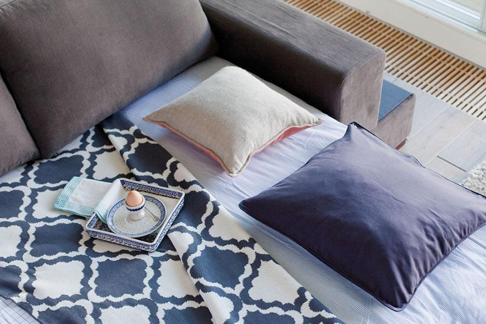 Trivio - sofa z funkcją spania