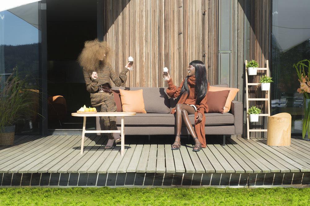 Meble ogrodowe - kolekcja Vigo