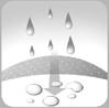 Meble ogrodowe - Przepuszczające wodę - ikona