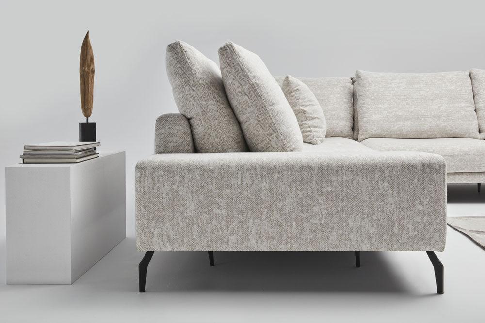 Manhattan - wypoczynki do salonu - kolekcja nowoczesnych tapicerowanych mebli modułowych