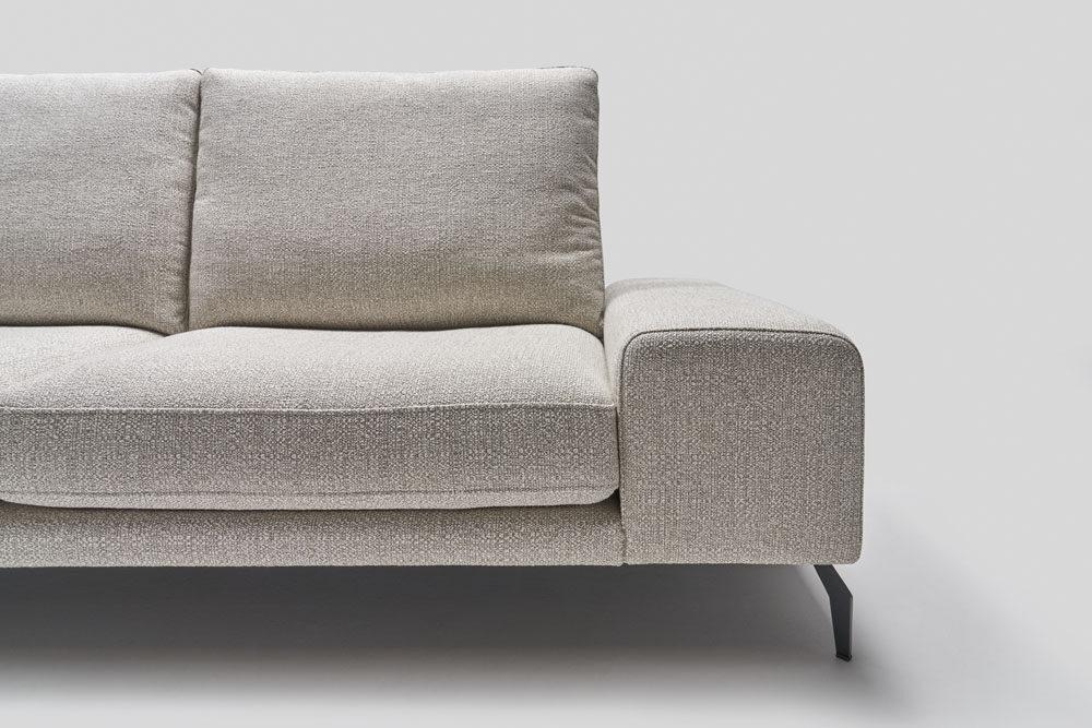 Manhattan - sofy do salonu - kolekcja nowoczesnych tapicerowanych mebli modułowych