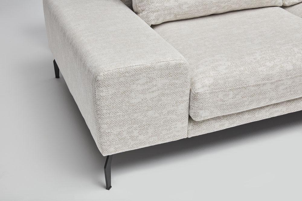 Manhattan - nowoczesne meble do salonu - kolekcja nowoczesnych tapicerowanych mebli modułowych