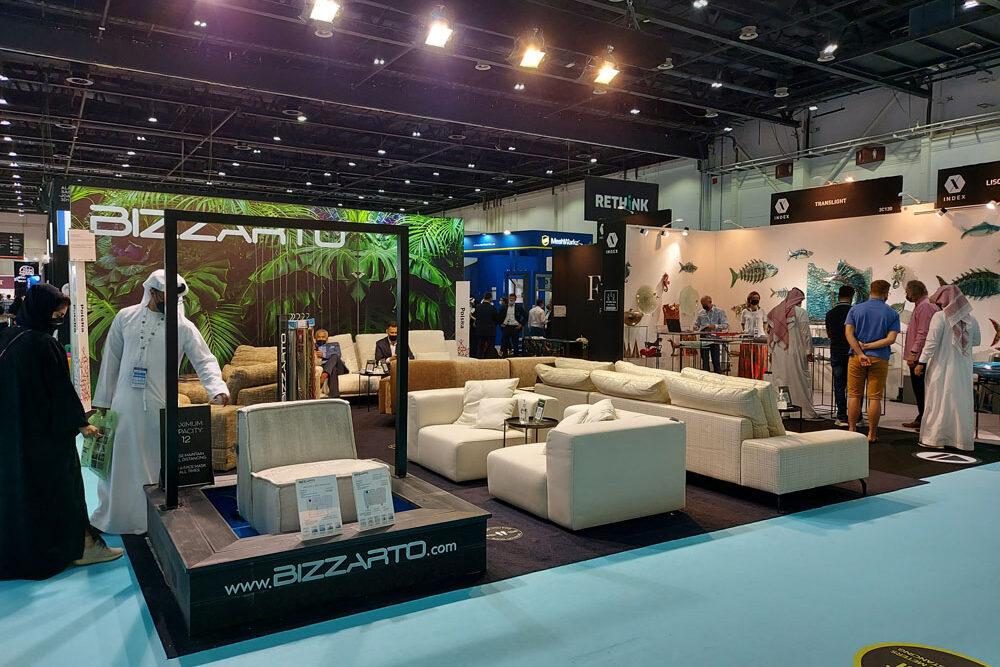 Index Dubai exhibition