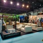 targi Index Dubaj - stoisko Bizzarto