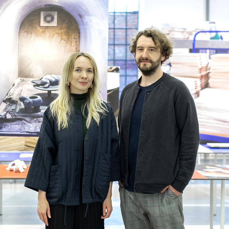 Grynasz Studio - projektanci mebli Marta Niemywska-Grynasz i Dawid Grynasz