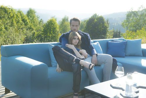 meble ogrodowe z sofą Kielce - Carpet Zone