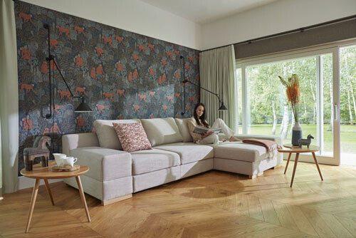 zestawy mebli do pokoju Lublin - Puffo: sofy, kanapy fotele , zestawy mebli.
