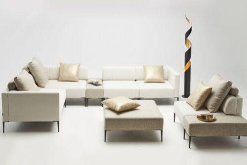 aranżacje salonu Koszalin - Halama: sofy, kanapy fotele , zestawy mebli.