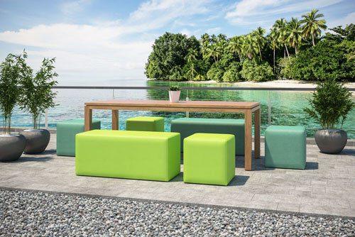 meble ogrodowe modułowe Warszawa - Bizzarto Concept Store: sofy, kanapy fotele , zestawy mebli.
