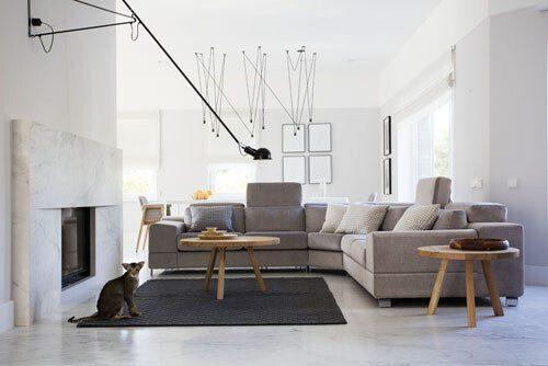 aranżacje salonu Opole - Meble Rybaccy: sofy, kanapy fotele , zestawy mebli.