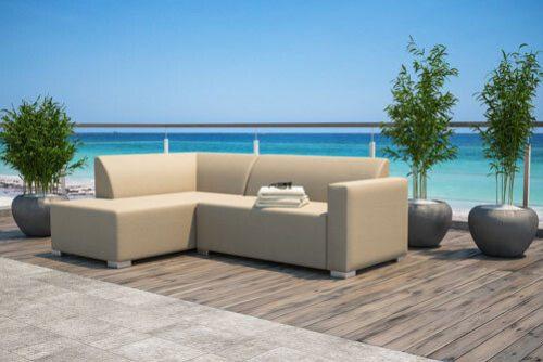 meble ogrodowe białe Piła - MKM Meble: sofy, kanapy fotele , zestawy mebli.