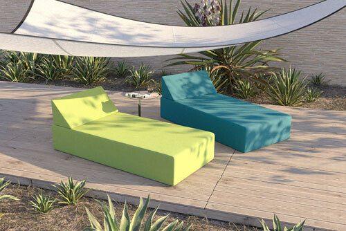 zestaw ogrodowy - Lublin - Puffo: sofy, kanapy fotele , zestawy mebli.