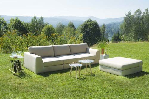 meble ogrodowe z sofą Kołobrzeg - Bokato