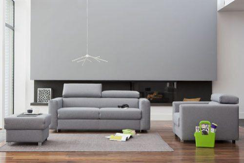 sofy z funkcją spania Katowice - Mativ Studio