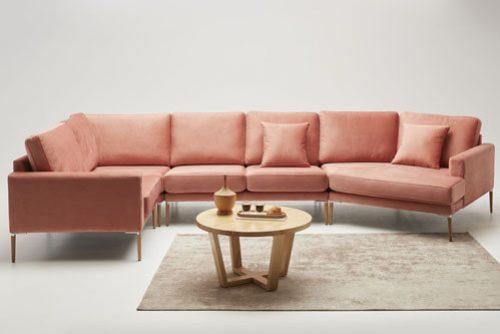 aranżacje salonu Tarnów - Saturn: sofy, kanapy fotele , zestawy mebli.