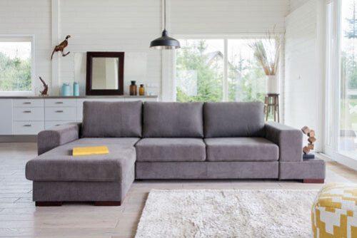 meble do przedpokoju Lublin - Puffo: sofy, kanapy fotele , zestawy mebli.