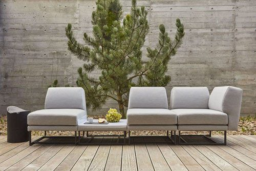 garden furniture - Wave