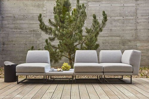 meble ogrodowe nowoczesne Lublin - Puffo: sofy, kanapy fotele , zestawy mebli.