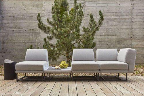 meble ogrodowe białe Puszczykowo k. Poznania - Heliosan: sofy, kanapy fotele , zestawy mebli.