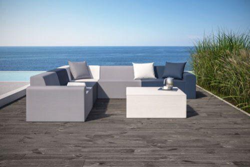 meble ogrodowe na balkon Puszczykowo k. Poznania - Heliosan: sofy, kanapy fotele , zestawy mebli.